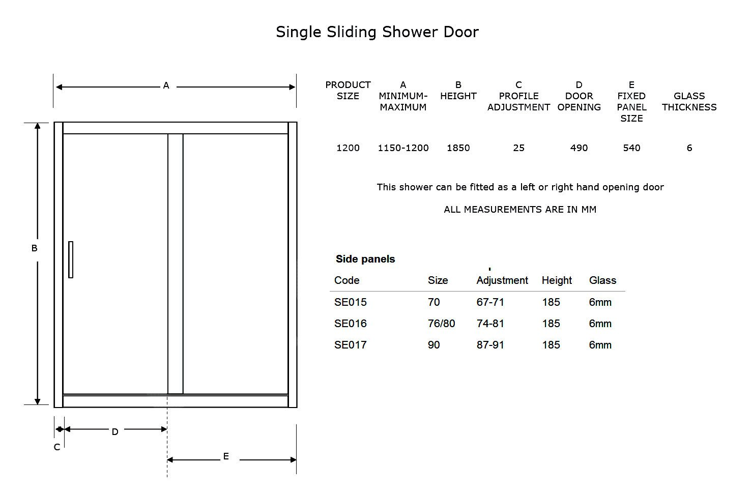 sliding glass door size standard image collections glass