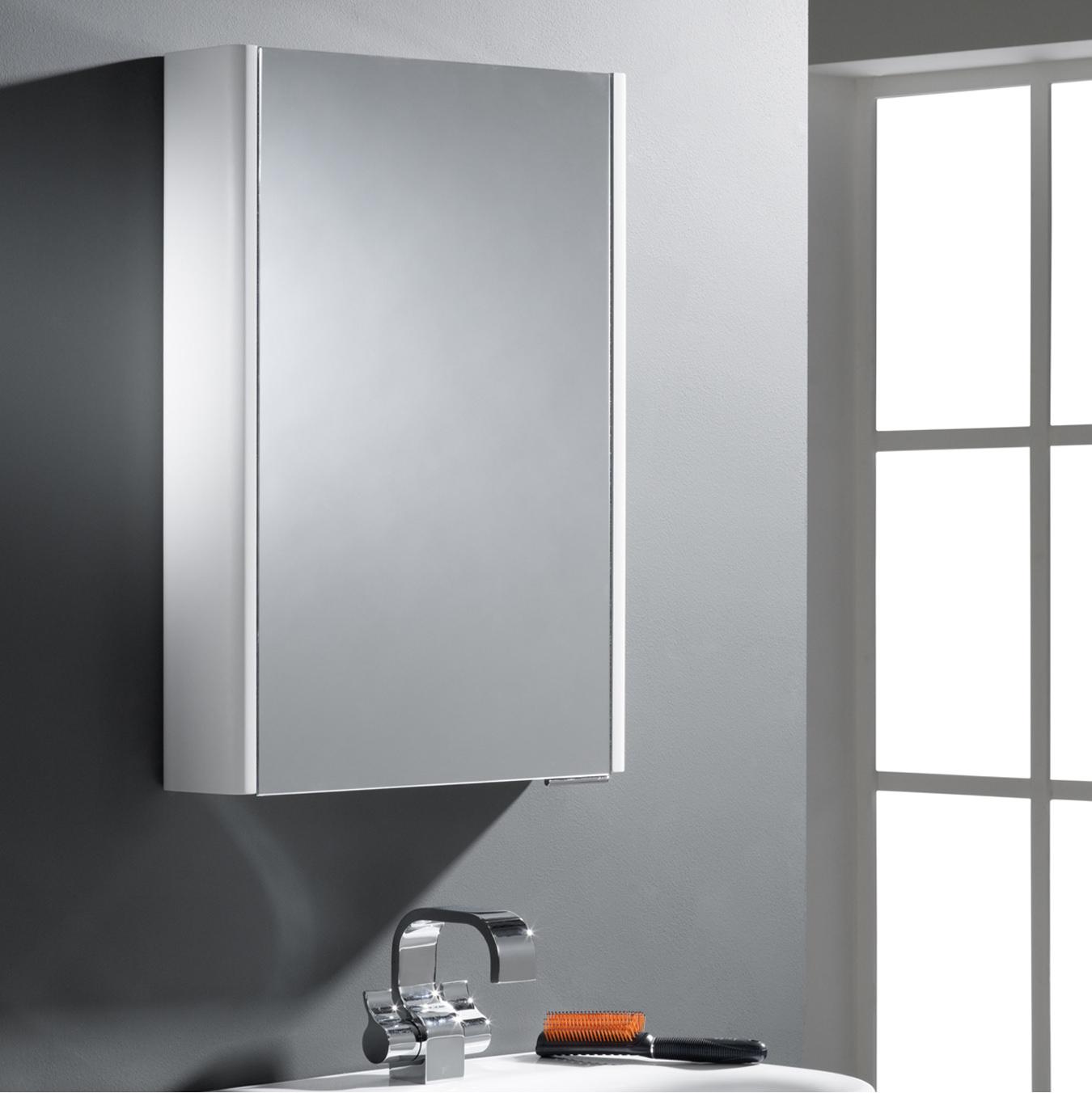 roper rhodes definition phase single mirror glass door cabinet