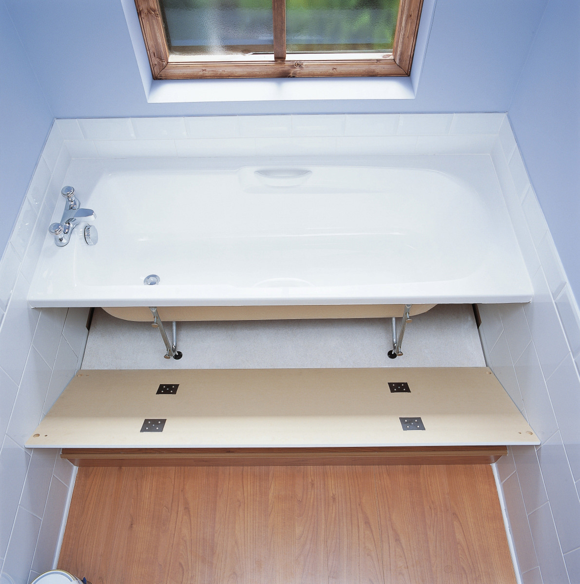 twyford refresh total install white front bath panel 1700mm. Black Bedroom Furniture Sets. Home Design Ideas