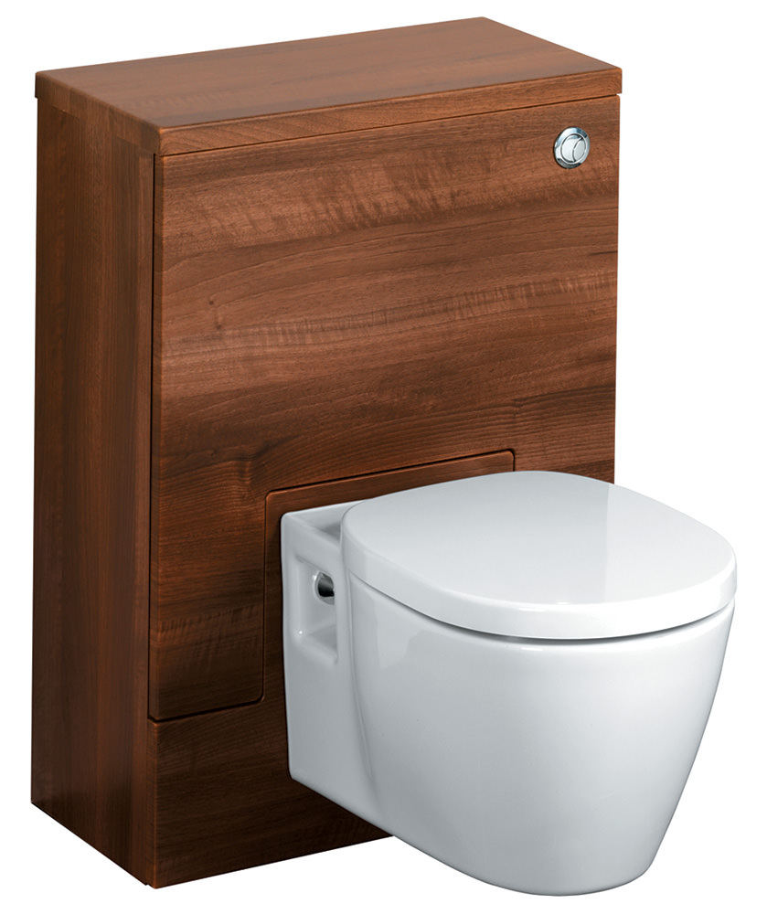 ideal standard concept wall mounted wc bowl 545mm. Black Bedroom Furniture Sets. Home Design Ideas