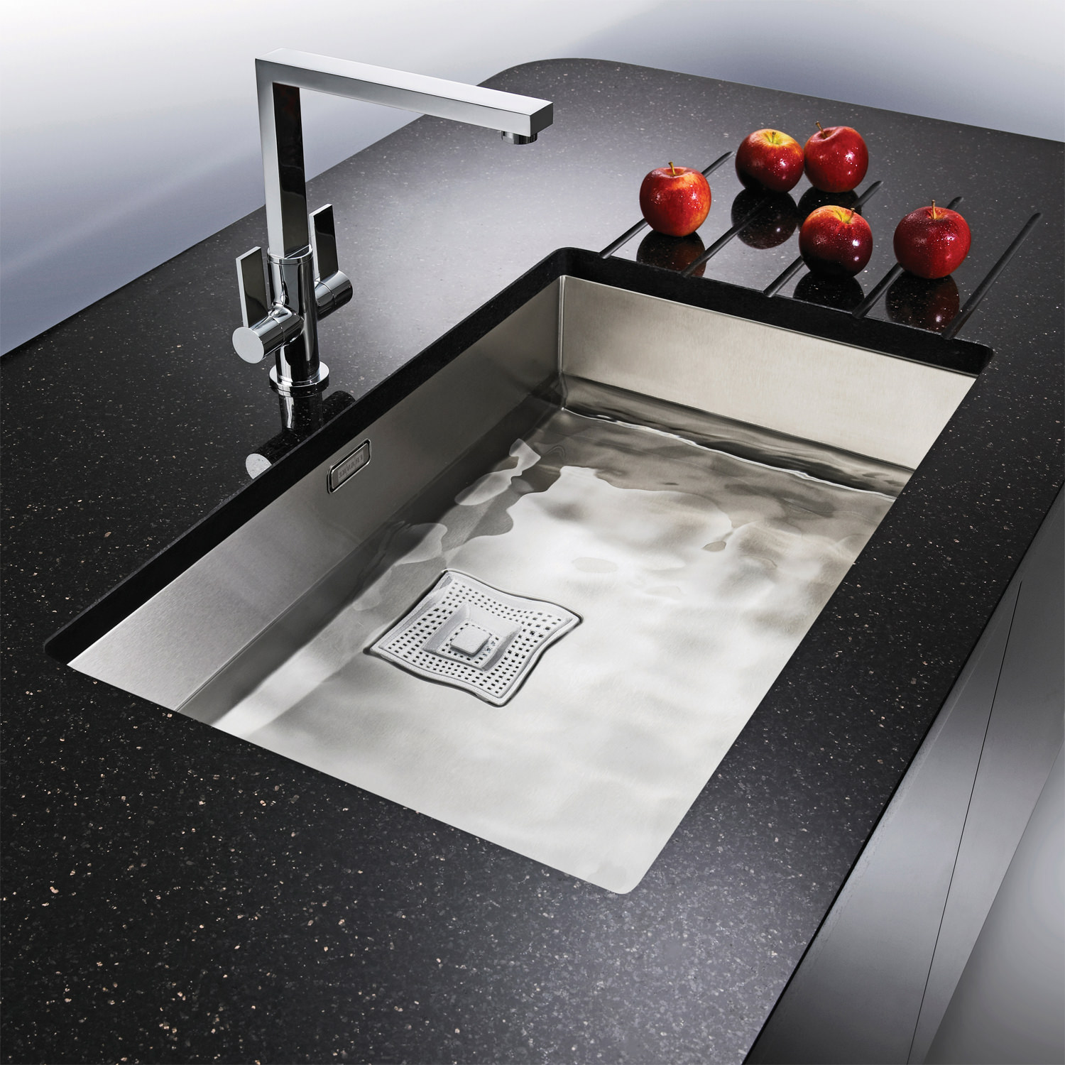 Franke Peak PKX 110 70 Stainless Steel 1.0 Bowl Undermount Sink