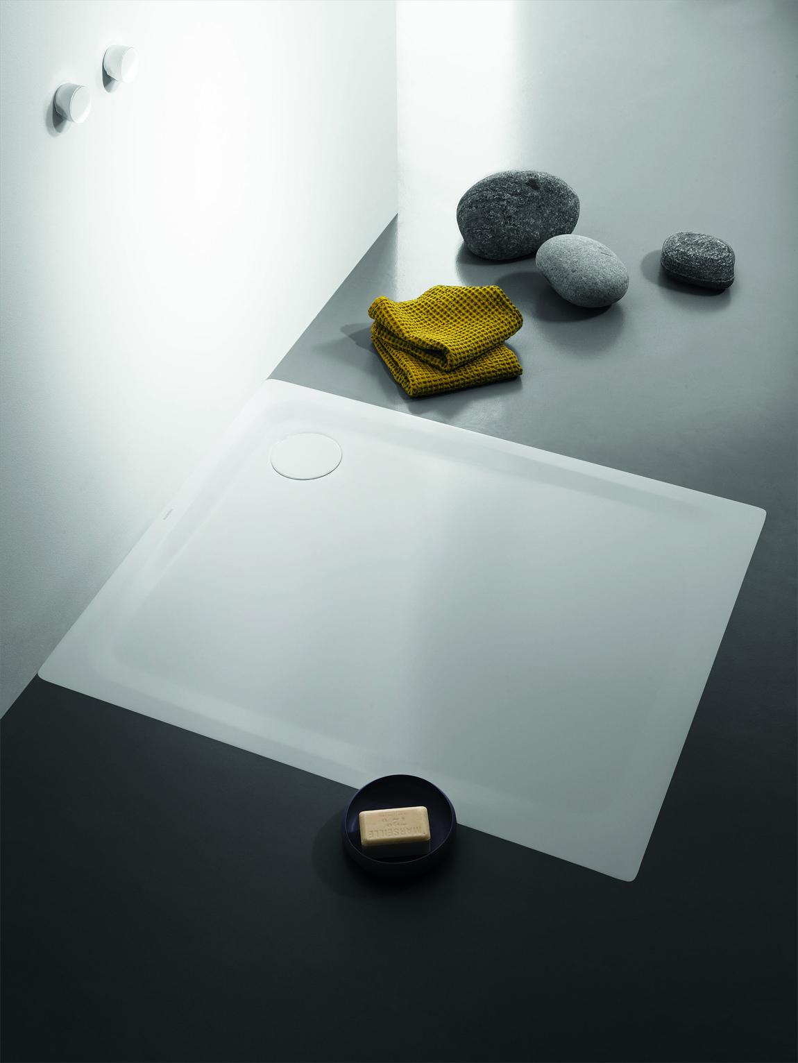 kaldewei avantgarde superplan plus 900 x 900mm steel shower tray. Black Bedroom Furniture Sets. Home Design Ideas