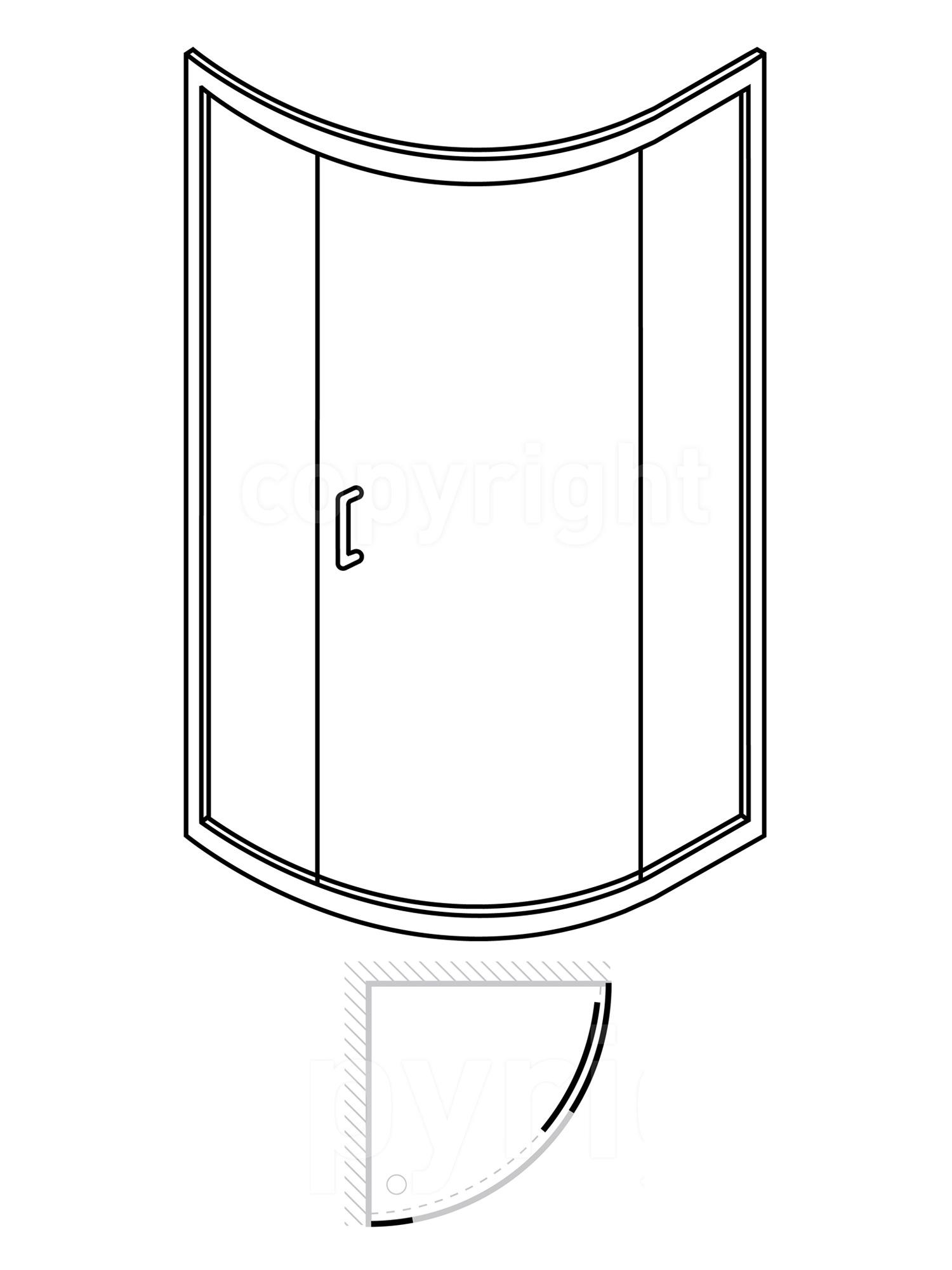 quadrant shower enclosure fitting instructions