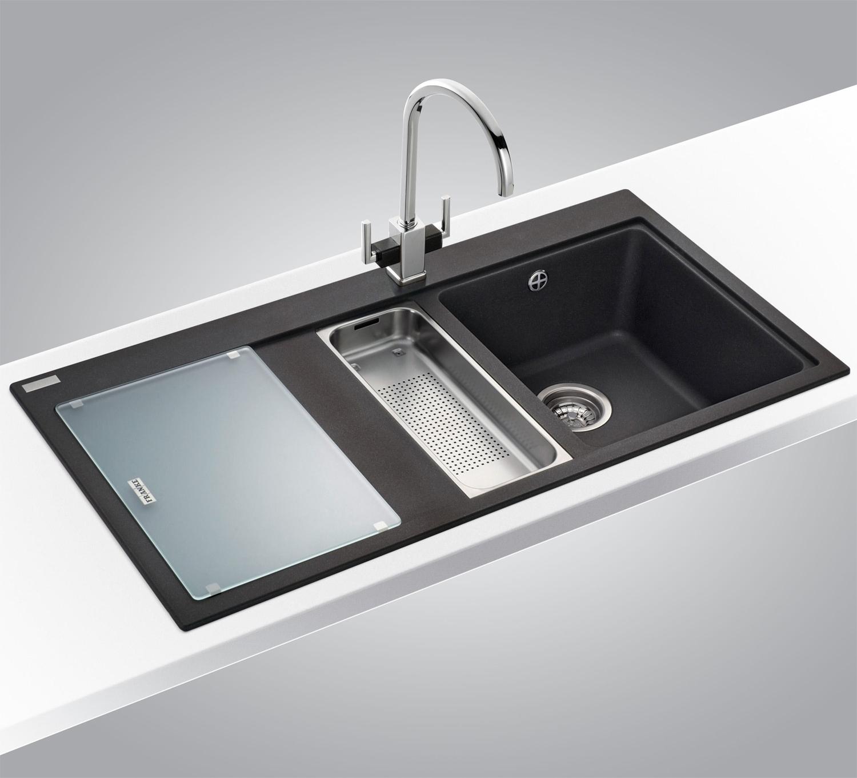 Franke Mythos Stainless Steel Sink : ... Brand New Franke Stainless Steel Strainer Bowl For Mythos Kitchen Sink