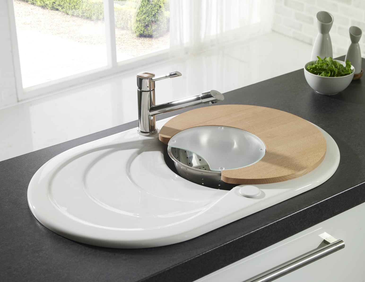 Astracast Cascade Ceramic Inset Sink 1 0 Bowl